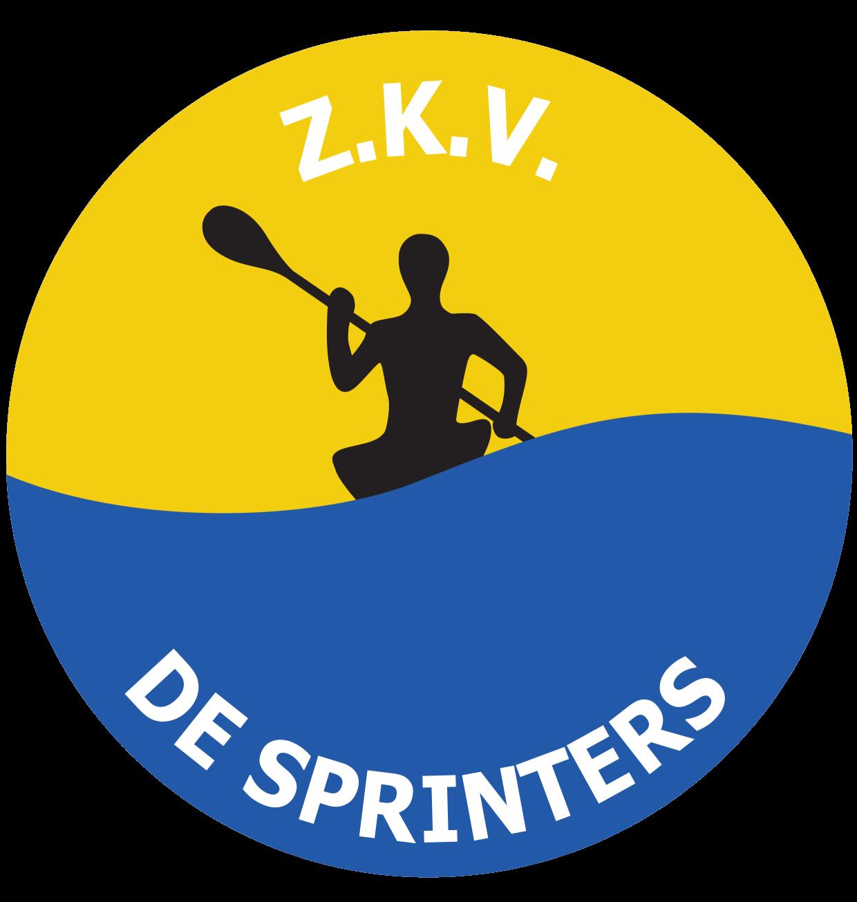ZKV de Sprinters logo